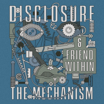 Studio Moross - The Mechanism artwork