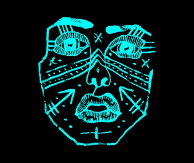 Studio Moross - Wild Life Tribal Faces