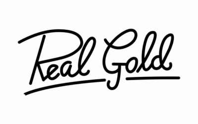 Studio Moross - Real Gold Logo