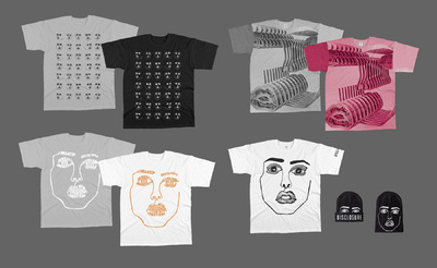 Studio Moross - Disclosure Merchandise