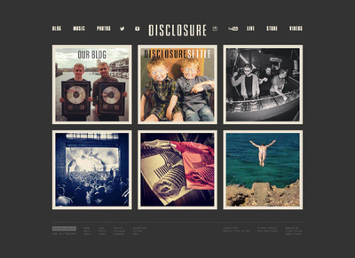 Studio Moross - DisclosureOfficial.com