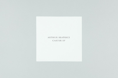 Studio Moross - Arthur Beatrice Carter EP CD