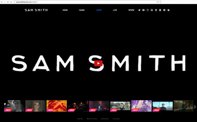 Studio Moross - SamSmithWorld.com