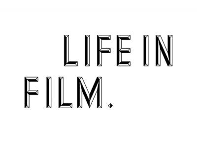 Studio Moross - Life In Film Logo