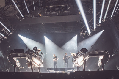 Studio Moross - Disclosure 2015 Live Show in Pictures