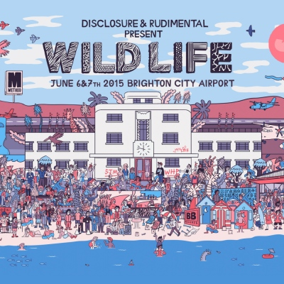Studio Moross - Wild Life 2015 Festival