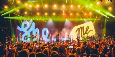 Studio Moross - One Direction Live Showreel