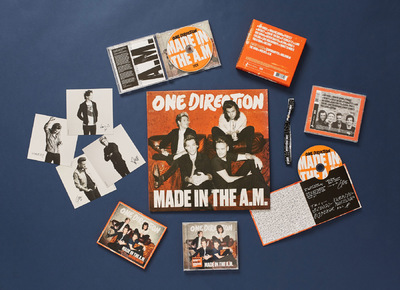 Studio Moross - Made in the A.M. Campaign