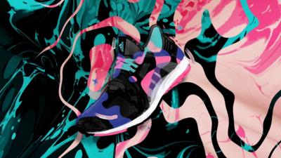 Studio Moross - Adidas PUREBOOSTX