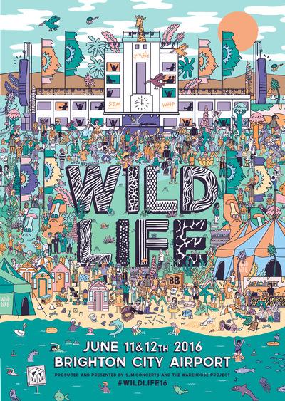 Studio Moross - Wild Life 2016