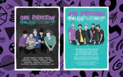 Studio Moross - One Direction On the Road Again