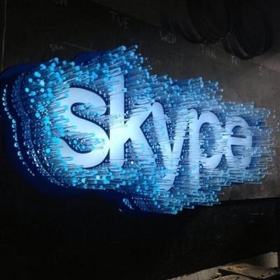 Studio Moross - Skype