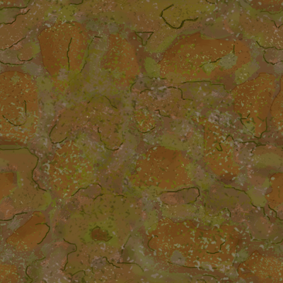 Dalhan Arts - Seamless Barren Ground Texture