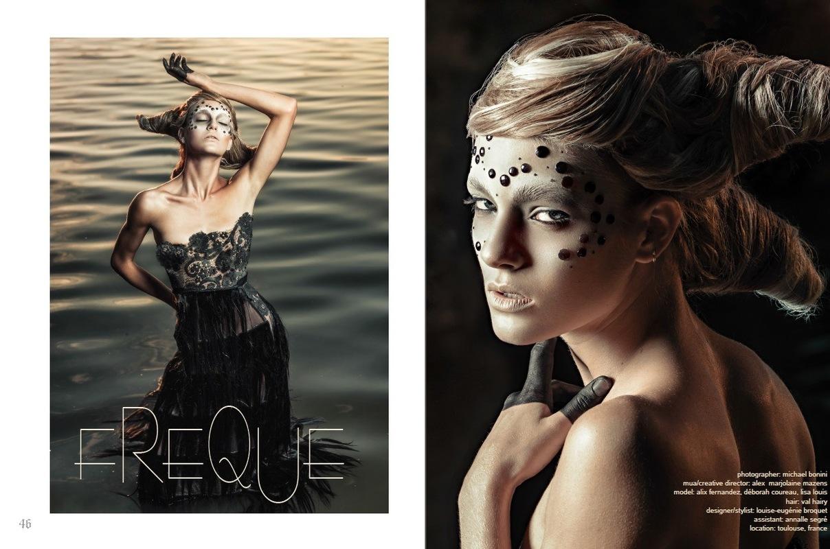 Louise-Eugénie Broquet - Devour magazine