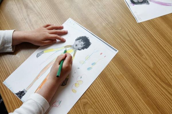 Luciana Caputo - Dagachterstevoren - project voor de kleuterklas