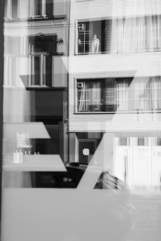 Luciana Caputo - Weerschijn, Antwerpen. 2014