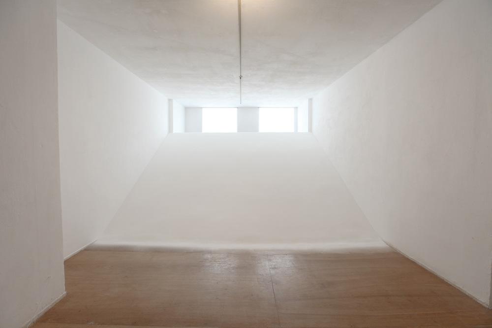 Sven Fritz - Zout / Salt 400 x 400 x 190 cm
