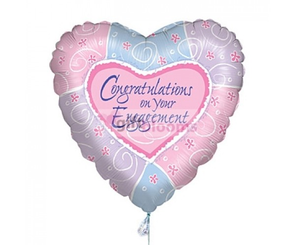 4 Engagement Balloon
