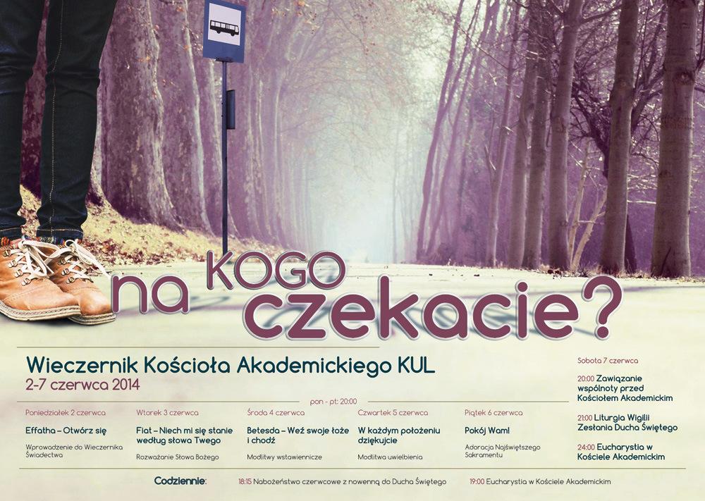 Moczydlowski projects - Wieczernik Kościoła Akademickiego KUL