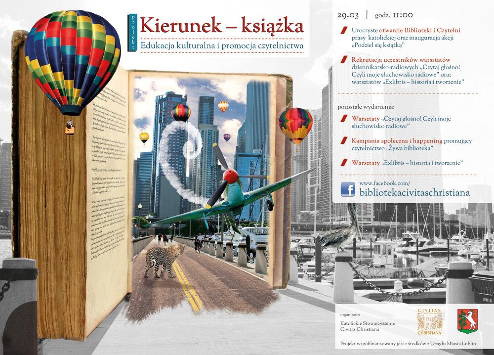 Moczydlowski projects - Kierunek - książka. Katolickie Stowarzyszenie Civitas Christiana