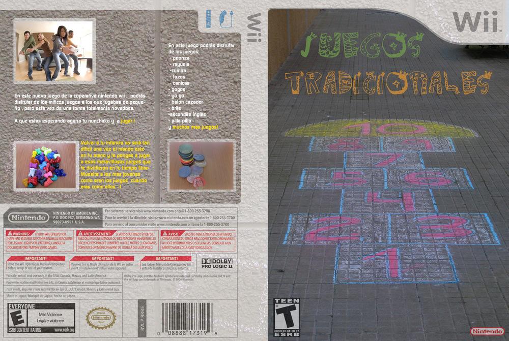 MausoLeiro - Trabajo clase portada videojuego