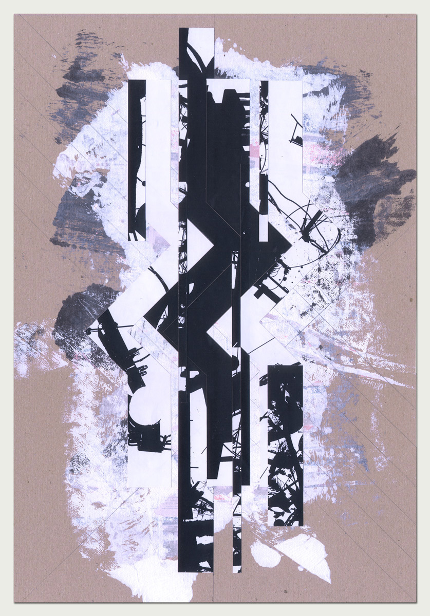 Tom Tebby Visual Artist - Untitled