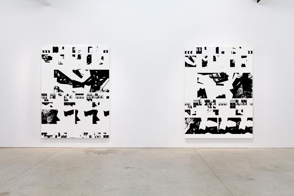Tom Tebby Visual Artist - Untitled Digital canvas print