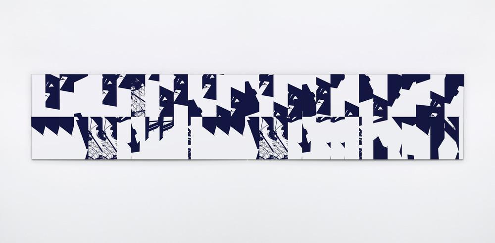 Tom Tebby Visual Artist - Untitled Digital print on wood