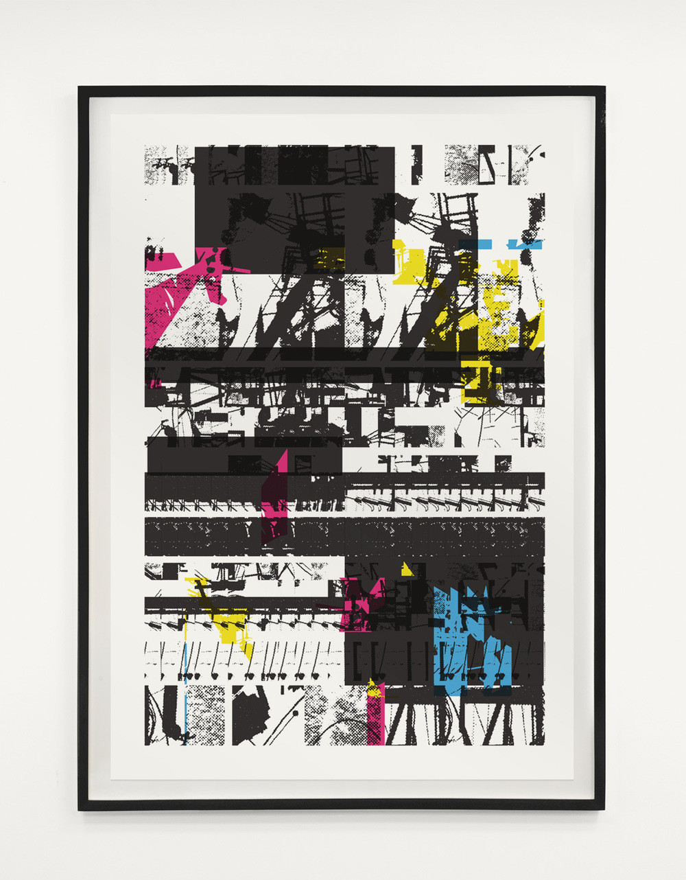 Tom Tebby Visual Artist - Untitled Digital print on paper