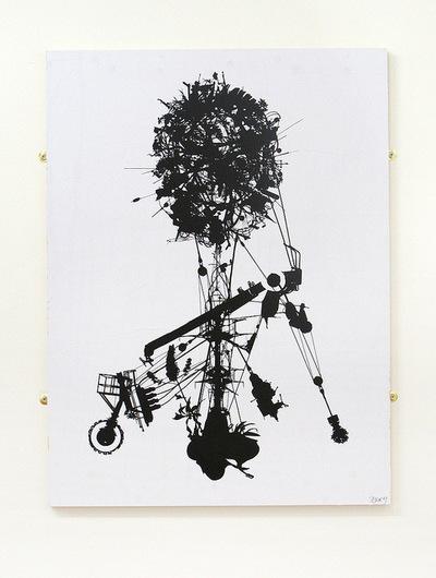 Tom Tebby Visual Artist -