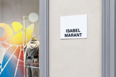 Carolina Gheri - Isabel Marant Store