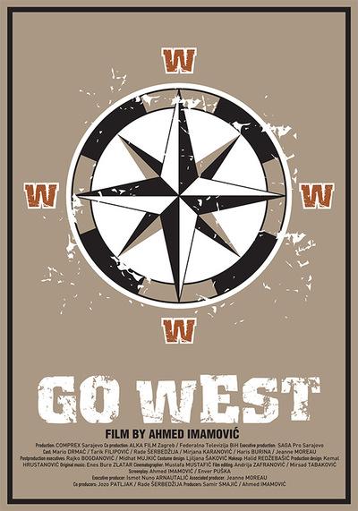 Anur Hadziomerspahic - Go West