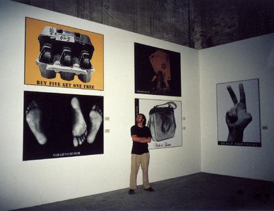 Anur Hadziomerspahic - Venice Biennale