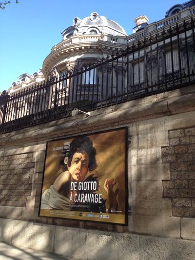 IXIA Artiste - Exposition De Giotto à Caravage Musée Jacquemart-André, Paris 2015