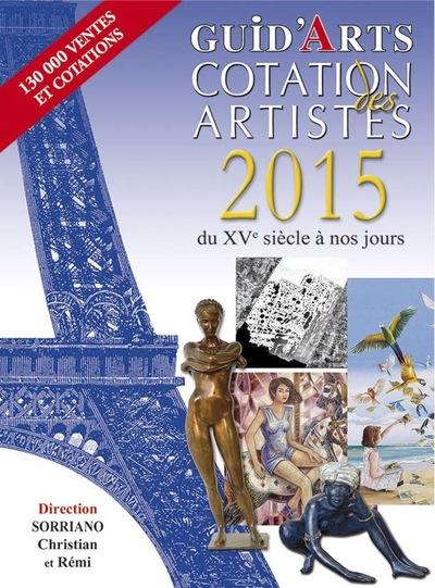 IXIA Artiste - En couverture du GuidArts Dictionnaire Cotation des artistes 2015 avec loeuvre originale Manège, 80 x 80 cm, peinture à lhuile sur toile http://ixia.guidarts.com/