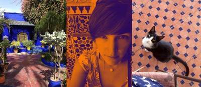 IXIA Artiste - Marrakech, Maroc, 2012