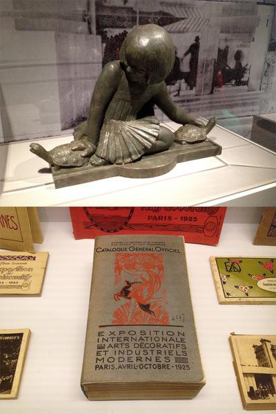 IXIA Artiste - Exposition 1925 : quand lArt Déco séduit le monde Cité de larchitecture, Paris 2014