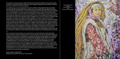 IXIA Artiste - Texte de Roger Sciberras, critique dart, à loccasion de lexposition Des touches et des notes en 2011 (suite)