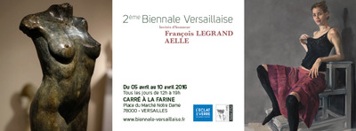 IXIA Artiste - 2e Biennale Versaillaise, 78 Avril 2016 http://biennale-versaillaise.fr/