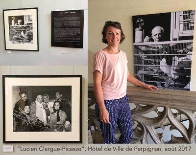 IXIA Artiste - Lucien Clergue a rencontré Picasso en 1953 à Arles, leur amitié durera jusqu'à sa mort en 1973.