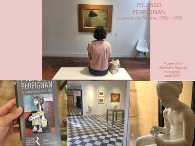 IXIA Artiste - Une des plus belles expos en France cette année... Loccasion de découvrir ce musée après travaux et de revoir un de mes Maillol préférés, Profil de jeune femme, 1890 <3