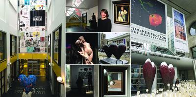 IXIA Artiste - Musée des beaux-arts de Montréal Nouveau Pavillon pour la Paix Michal et Renata Hornstein <3 Dali Décembre 2017