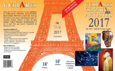 IXIA Artiste - GuidArts Dictionnaire Cotation des artistes 2017 http://ixia.guidarts.com/
