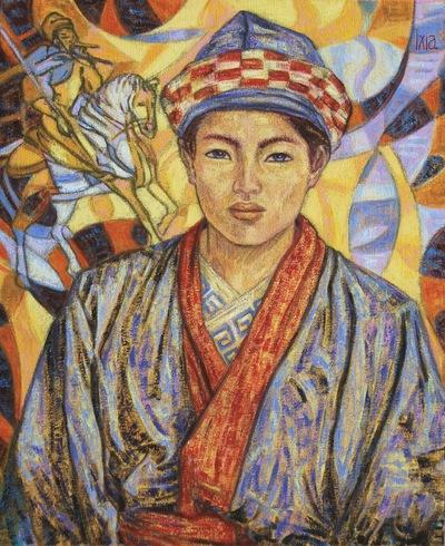 IXIA Artiste - Noblesse 50 x 61 cm 2009