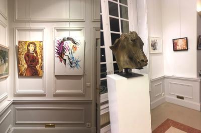 IXIA Artiste - EPONARTS Carré des Coignard, Nogent-sur-Marne Février 2019