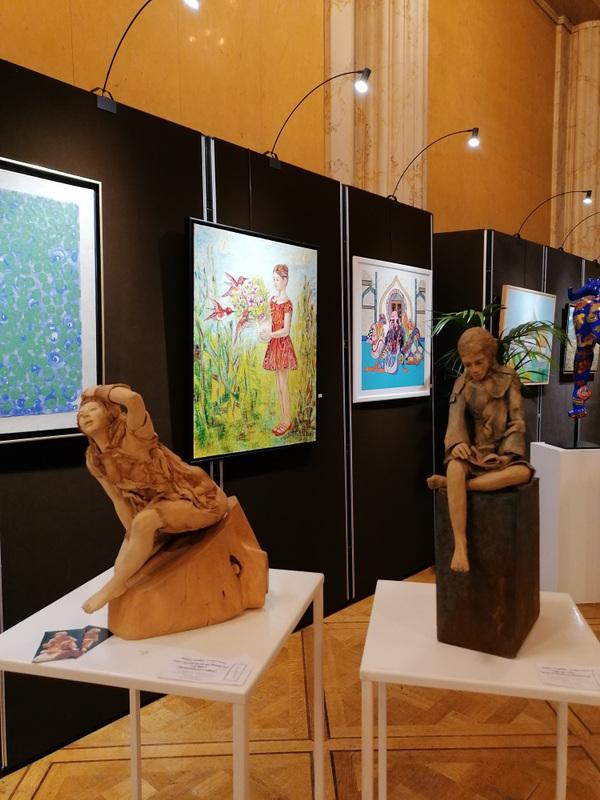 IXIA Artiste - Salon de Vincennes 2020