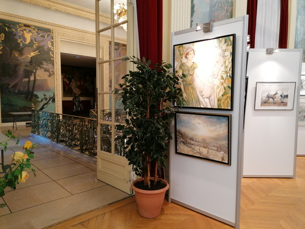IXIA Artiste - Salon de Saint Mandé 2020