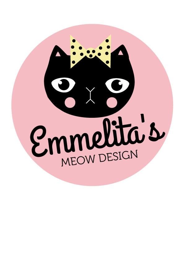 Emmelitas meow design
