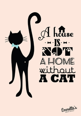 Emmelitas meow design -