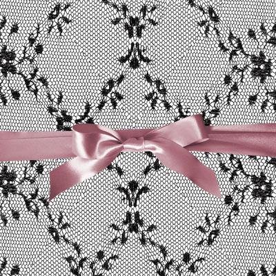 lescapricesdefilles - Black lace